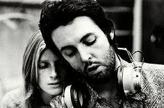 Y es que cuando, cuando alguien te inspira solo te queda escribirle esta canción, My Love! #McCartneyEnMix