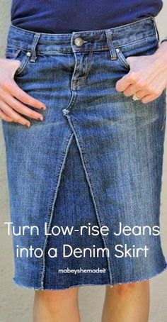 Top Indian fashion and lifestyle blog: 15 DIY ideas to reuse denim to give it new look