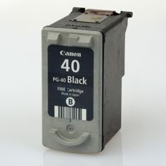 Tintenpatrone Ankauf Canon PG-40