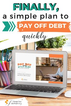 Here's a simple and effective plan for you to pay off your debt quickly! Challenge workbook, videos and bonus resources! Create a solid plan to pay off debt fast- $27. #Debt #Payoffdebt #Debtfree | Change Your Finances Paying Off Student Loans, Student Jobs, Student Loan Debt, Paying Off Credit Cards, Free Stories, Budgeting Finances, Debt Payoff, Debt Free, How To Stay Motivated
