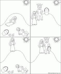Sequence Worksheets for Kindergarten