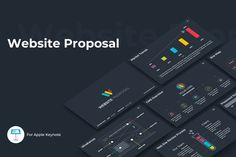 Website Proposal Keynote Template by Jetz on Envato Elements Powerpoint Themes, Powerpoint Template Free, Business Powerpoint Templates, Powerpoint Presentation Templates, Keynote Template, Powerpoint Maker, Flyer Template, Power Points, Icon Set