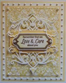 Inky Finger Zone: Love & Care