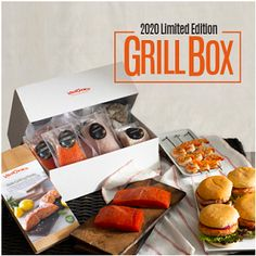 PASTURED PORK & SEAFOOD SUMMER GRILLING Grilling Planks, Roast Fish, Sockeye Salmon, Grilled Seafood, Grilling Recipes, Salmon Burgers, Family Meals, Health And Beauty, Favorite Recipes