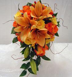 Wedding / Vibrant (Orange & Yellow) Flowers