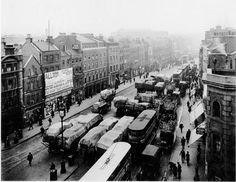 Whitechapel High Street, 1914