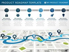 Browse our impressive selection of unique roadmap timeline and strategy templates. With great offers for all customers we'll help you surprise and delight your audience with one of our eye-catching templates for PowerPoint! Technology Roadmap, Strategic Roadmap, Powerpoint Icon, Process Map, Organizational Chart, Journey Mapping, Timeline Design, Infographic Templates, Infographics