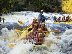 Rafting em Brotas-SP