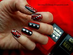 Wibo Leather nr 2 i Extreme Nails nr 34