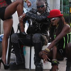 Welcome To NYAuthentic's Blog: Photos: Charly Boy releases pics with his angels
