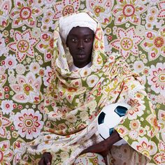 omar victor diop presents remixed portraits of africa's past at design indaba