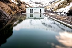 Seljavallalaug Iceland - Best things to visit in Iceland