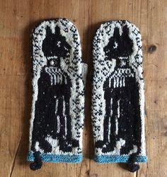 Ravelry: Egyptian cat pattern by Lena Bergsman