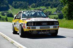 Audi Sport Quattro von 1984