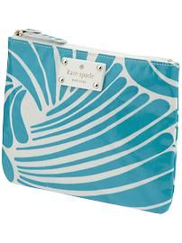 Kate Spade New York Daycation Little Gia Cosmetic Bag...$68 on Piperlime.com