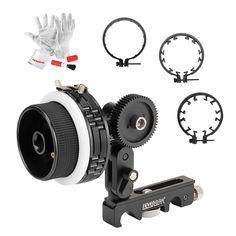 >> Click to Buy << Sevenoak SK-F2X Follow Focus Pro Quick Release Dampen Follow Focus A/B Hard Stop with Gear Ring Belt for DSLR Canon Nikon A7 A7R #Affiliate
