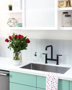 Upgrade your space, upgrade your love life! We've got SEVEN ways! Spring Flower Arrangements, Spring Flowers, Love Your Home, Beautiful Homes, Space, Pretty, House, Life, Design