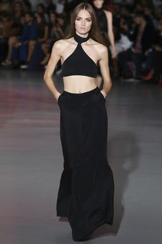 Costume National womenswear, spring/summer 2015, Milan Fashion Week
