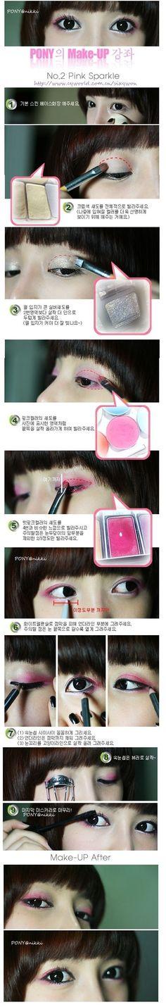 Love Pony (Korean Ulzzang) and her make up! # pony`s makeup book on kstargoods.com
