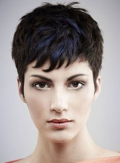 Today we have the most stylish 86 Cute Short Pixie Haircuts. We claim that you have never seen such elegant and eye-catching short hairstyles before. Pixie haircut, of course, offers a lot of options for the hair of the ladies'… Continue Reading → Long Face Haircuts, Pixie Haircut For Thick Hair, Short Pixie Haircuts, Pixie Hairstyles, Black Hairstyles, Latest Hairstyles, Thick Haircuts, Virtual Hairstyles, Stylish Haircuts