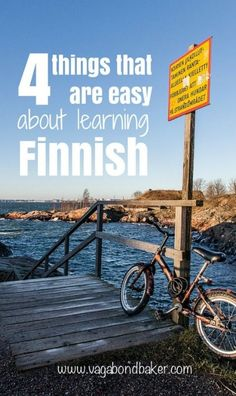 4 Things That Are Easy About Learning Finnish - Vagabond Baker Finland Trip, Finland Travel, Meanwhile In Finland, Learn Finnish, Finnish Words, Finnish Language, Finnish Recipes, Scandinavian Countries, One With Nature