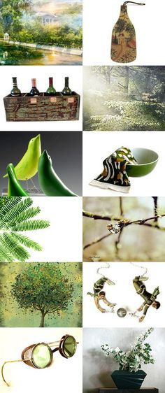 A Path Of Mossy Ground by Anna Giraud on Etsy--Pinned with TreasuryPin.com #etsyfinds #gifts #handmade #photography #print #wallart #homedecor #green