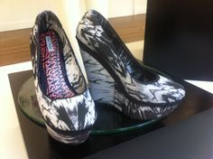 Shoes - Loekie Mulder (Graduation Show KABK)