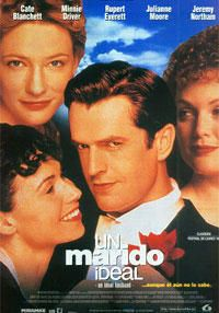 Un marido ideal (1999) Reino Unido. Dir: Oliver Parker. Comedia. Romance - DVD CINE 1180