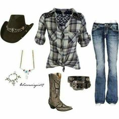 Cowboy Boats Outfit Dresses Cowgirls Country Girls New Ideas Country Girl Outfits, Country Girl Style, Country Fashion, Cowgirl Outfits, Western Outfits, Western Wear, Country Girls, My Style, Cowgirl Fashion