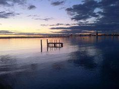 Sunset at St Kilda Pier, Melbourne   Traveldudes.org