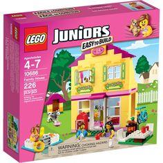 Lego Juniors - Family House 10686