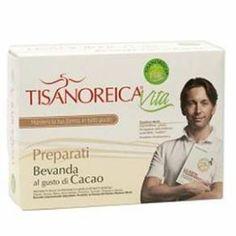 Bevanda al gusto cacao per la dieta tisanoreica. http://www.farmaciaigea.com/bevande-dietetiche/20628-tisanoreica-v-bevanda-cacao-4p-8032589951864.html