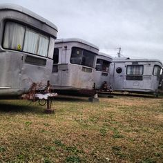 Spartan House Trailers ........ Somewhere in South Carolina