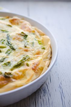 Quiche on Pinterest | Asparagus, Quiche Recipes and Crusts