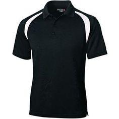 Sport-Tek Dry Zone Colorblock Raglan Polo Shirt