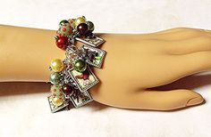 Christmas Jewelry  Holiday Jewelry  12 Days by LaughingVixenLounge
