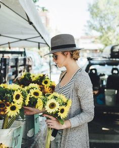Market Mornings – Makenna Alyse