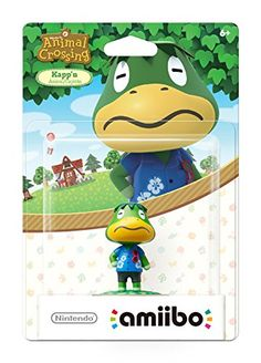 Kapp'n amiibo (Animal Crossing Series)