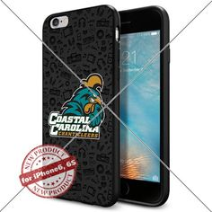 Case Coastal Carolina Chanticleers Logo NCAA Cool Apple iPhone6 6S Case Gadget 1083 Black Smartphone Case Cover Collector TPU Rubber original by Lucky Case [Music] Lucky_case26 http://www.amazon.com/dp/B017X13NLG/ref=cm_sw_r_pi_dp_2Bctwb07VRFAM