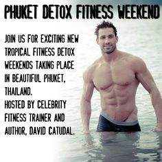 Phuket Tropical Fitness Detox Weekend!