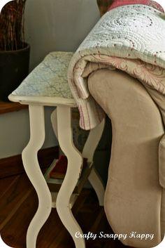 Mod Podge furniture