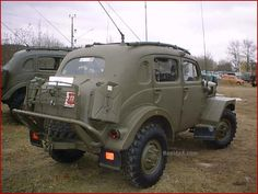 """Pinzgauers, Volvo C303's, and other quality """"REAL 4x4's!!"""" European imports for sale (by Vince Sweeney) !!"""