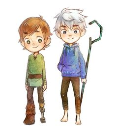 ||| Jack Frost, Rise of the Guardians, Hiccup, How to Train Your Dragon, Dreamworks