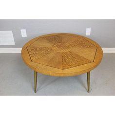 Image of Lane Mid Century Modern Coffee Table