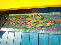 Deck Painting Deck Painting, Cement, Canvas, Wood, Artwork, Design, Madeira, Art Work, Work Of Art
