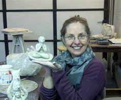 Caroline Douglas - Look at this woman's powerfully loving energy!