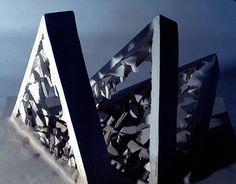 """Check out new work on my @Behance portfolio: """"Бермудский треугольник, тонущий в постаменте""""…"""