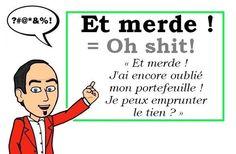 Le mot (très familier) du jour : « Et merde ! » [e mɛʀd] ❗️❗️❗️❗️❗️ #fle #Expressionoftheday #learnfrench Tweets de Media par Les Machin (@Les_Machin) | Twitter