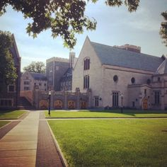 Whitman College at Princeton University. Photo by Meredith Wright.