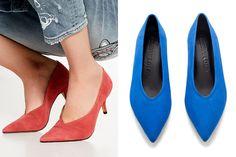 Hooties zara Pumps, Heels, Fashion, Shoe Boots, Over Knee Socks, Heel, Moda, Fashion Styles, Pumps Heels
